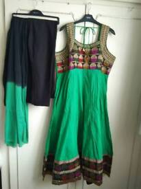 Anarkali salwar suit brand new