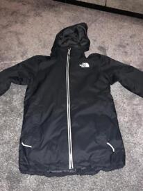The North Face insulated waterproof jacket coat