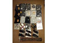 Men's Tracksuits, Jeans, Belts, Shoes, Slides - True Religion, Stone Island, Armani, Versace