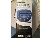 DAB radio adaptor