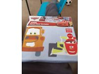 DISNEY CARS KIDS CURTAINS BRAND NEW