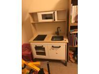 Ikea DUKTIG,Carousel Childrens Unisex, Wooden Mini Pretend Play Kitchen,3 Plus