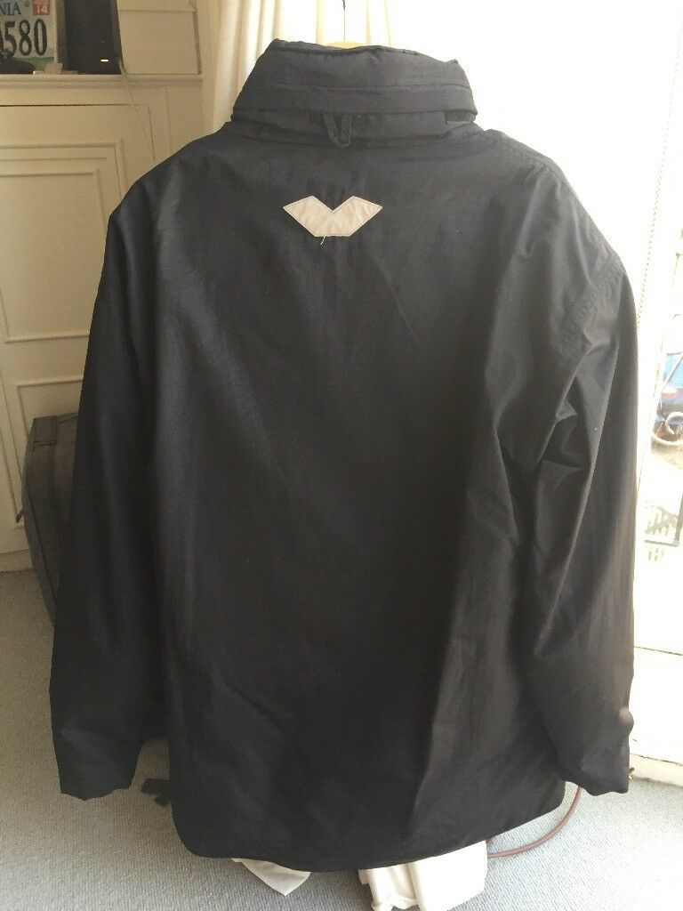 Used Men's Bering Jacket and Vcan helemet