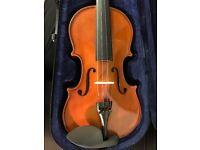 LV-1044 - Leonardo Basic series violin outfit 4/4