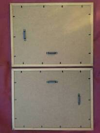 Various medium size picture frames in vgc