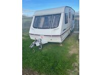 Swift challenger year 2003 /4 berth fixed bid Excellent condition with extras