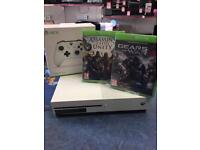 Xbox one s package