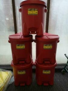 14 Gallon Oily Waste Cans - Only $79!