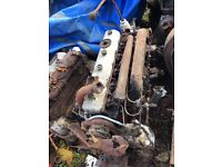 Thornycroft engine and gearbox