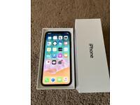 Apple iPhone X. 64gb Space Grey EE/T-Mobile/Virgin