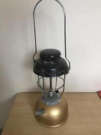 Tilley oil lamp