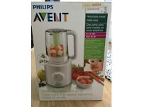 Baby food steamer and blender - Philips Avent all in one