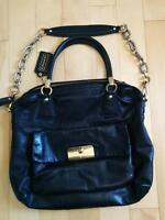Large Leather COACH purse