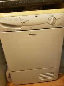 Hotpoint aquarius 7KG condenser tumble dryer for sale. £60 Sensible offers welcome