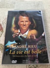 Andrea Riley La vie est belle DVD
