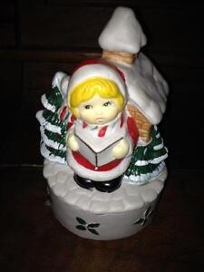 Various Vintage Xmas Items