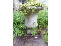 Garden Stone Planter Urns