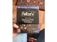 Playstation 4 fallout brand new