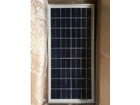 Marine Solar Panel and PWM Solar Charge Controller