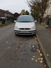 Ford Galaxy 2004 £1000 or nearest offer