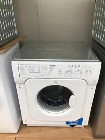Brand new indesit integrated washing machine....CURRYS PRICE £249