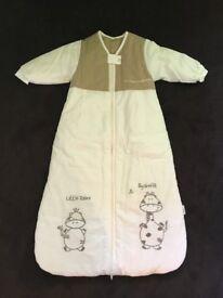 3.5 tog sleeping bag 6-18 months - NEVER USED!