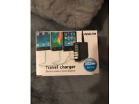 Travel charger (six port adaptor)