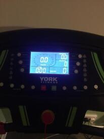 York Active 120 Fitness Treadmill