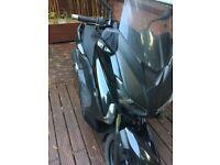 Yamaha x max 2014reg. New shape