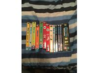 Family Guy DVDs Seasons 1-12