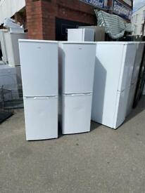 New graded Logik frost free fridge freezers