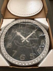 Chanel wall clock