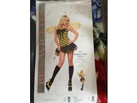 Ladies fancy dress Bee costume