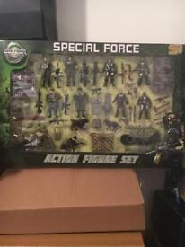 Action figures sets