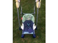 Fisher Price 3in1 Baby Swing