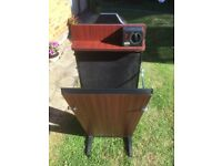 Corby Classic 5500 Trouser Press - Excellent Condition, Free Standing or Wall Mountable