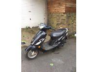 2011 PEUGEOT V-Clic 50cc £160