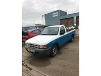 2001 ford ranger 2wd pick up years mot
