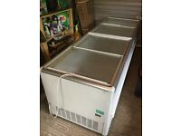 Retail Chest Freezer