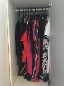 Ikea narrow wardrobe