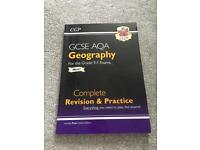 GCSE 9-1 AQA Geography Complete Revision & Practice