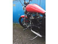 AJS DAYTONA (LIKE NEW) 350CC
