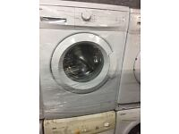 nice white amica washing machine it's 6kg 1000 spin in excellent condition in full working order