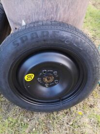 Ford 16 inch Space Saver Spare Wheel