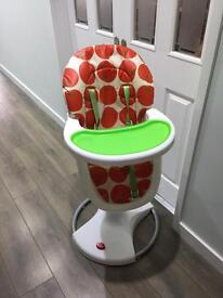 Cosatto swivel high chair