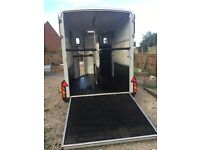 Ifor Williams HB511 Silver