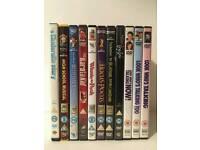 Childrens DVD Bundle (11 DVDs)