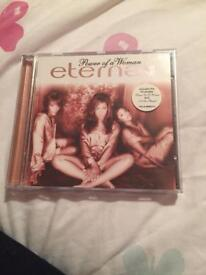 Eternal power of a woman cd album