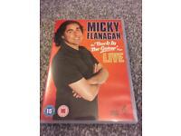 Micky Flanagan DVD