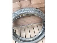 26inch mountain bike tyres race king 2.2 one pair